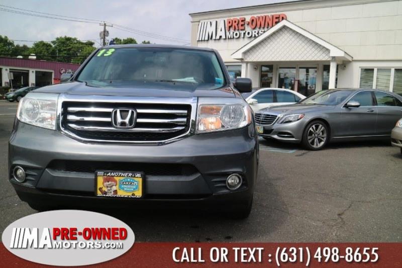 Honda Pilot 2013 price $16,991