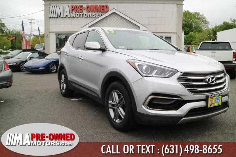 Hyundai Santa Fe Sport 2017 price $17,995