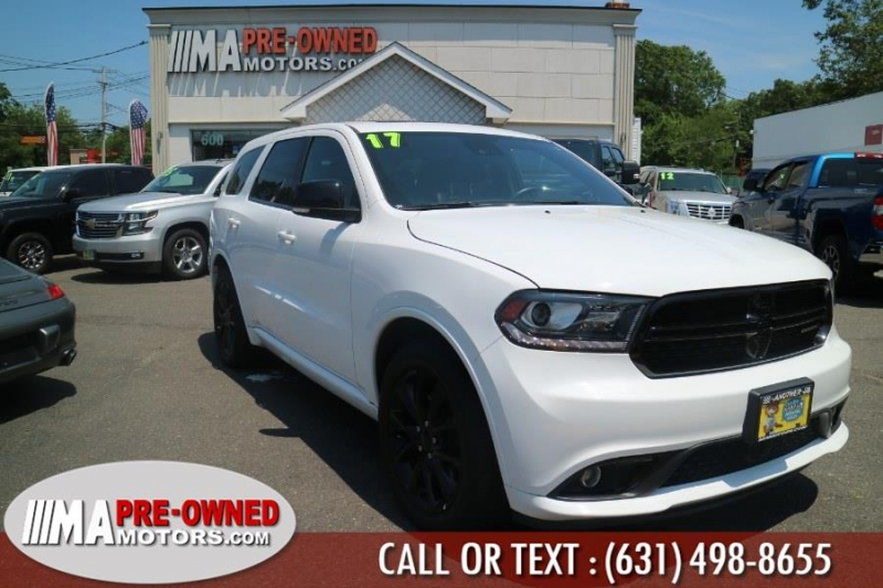 Dodge Durango 2017 price $32,949