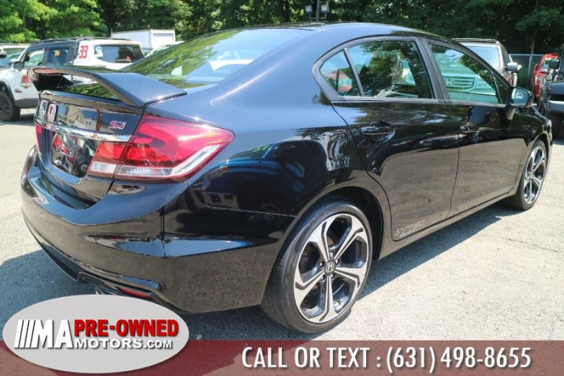 Honda Civic Sedan si 2015 price $17,995