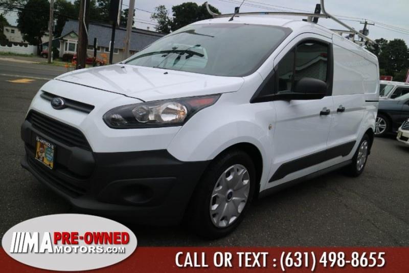 Ford Transit Connect Van 2017 price $17,590