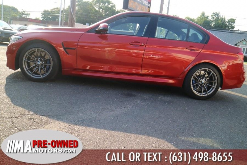BMW M3 2017 price $54,995