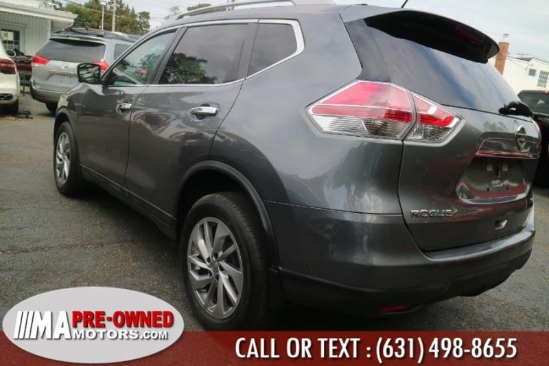 Nissan Rogue 2015 price $11,995