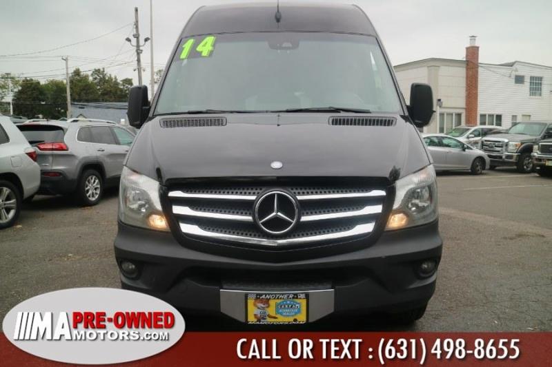 Mercedes-Benz Sprinter Passenger Vans 2014 price $27,995