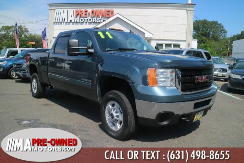 GMC Sierra 2500HD 2011 price $20,995