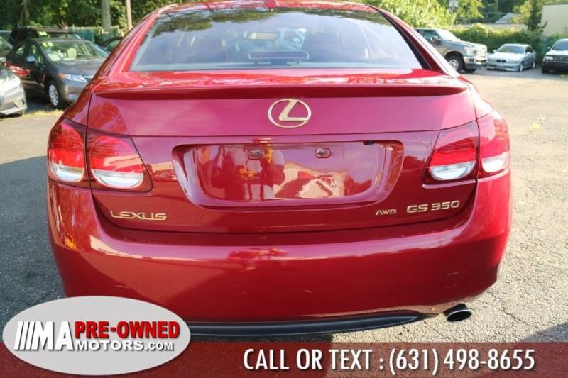 Lexus GS 350 2007 price $9,991