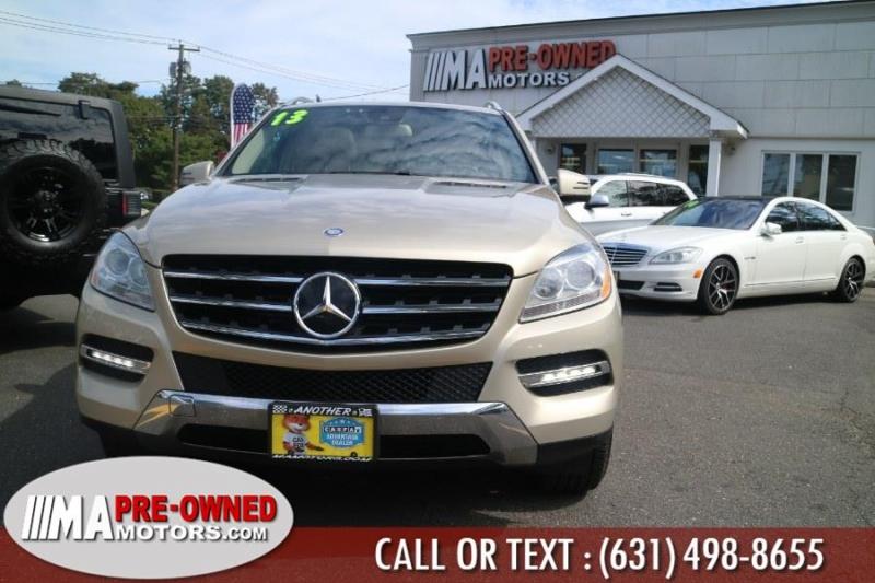 Mercedes-Benz M-Class 2013 price $13,495
