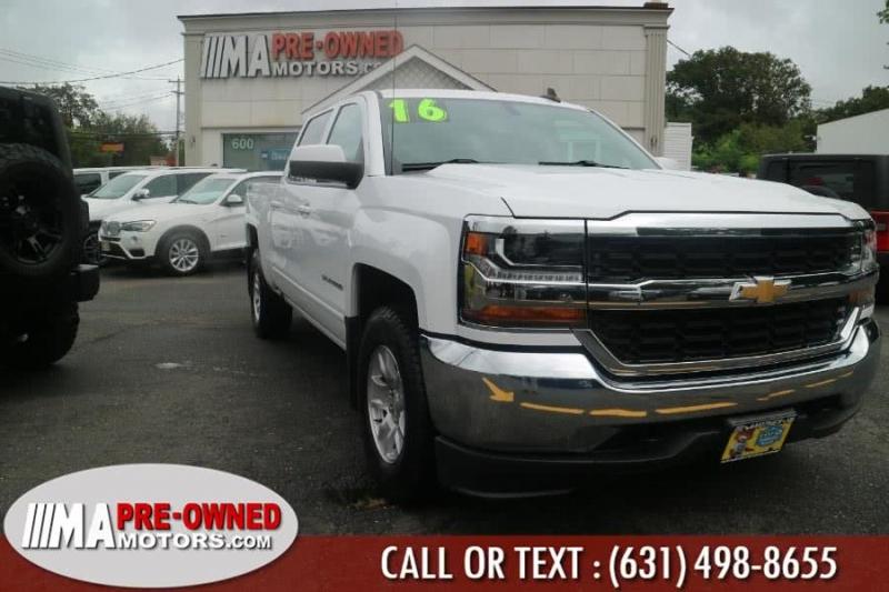Chevrolet Silverado 1500 2016 price $33,495