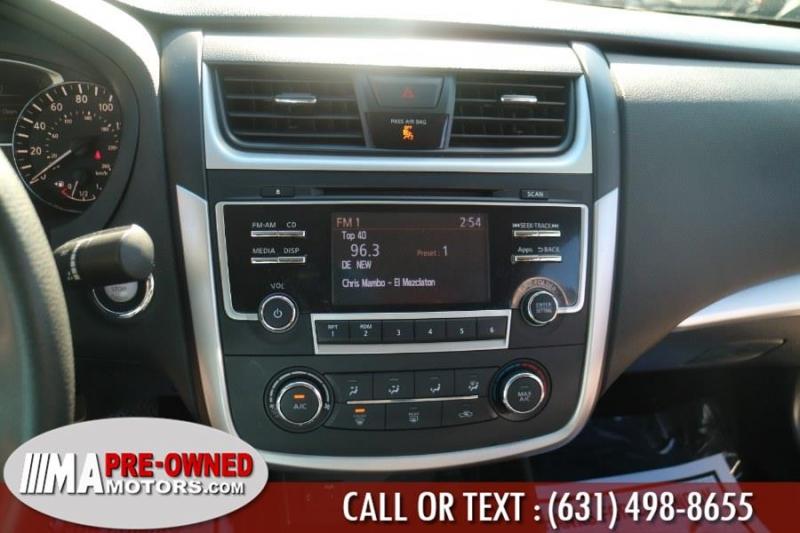 Nissan Altima 2016 price $11,490