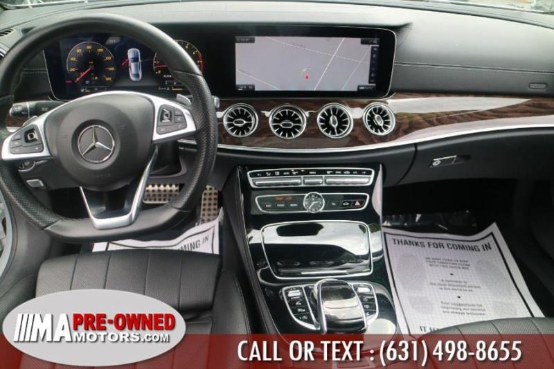 Mercedes-Benz E-Class 2018 price $52,995