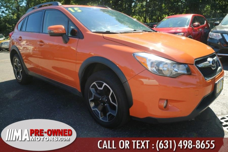 Subaru XV Crosstrek 2015 price $18,795