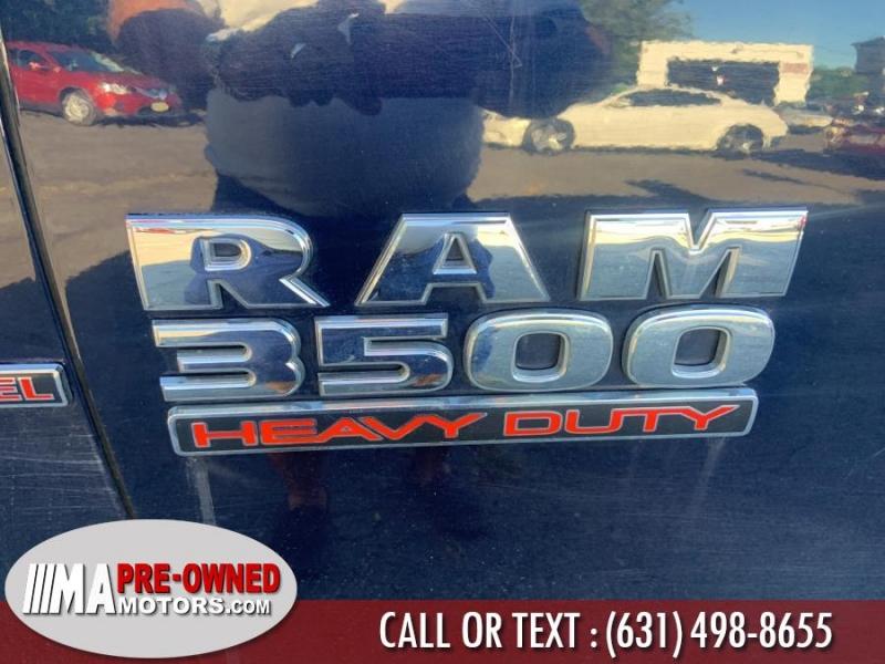 Ram 3500 2016 price $45,995