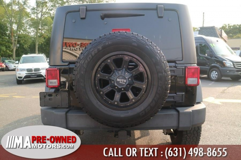 Jeep Wrangler 2015 price $18,995