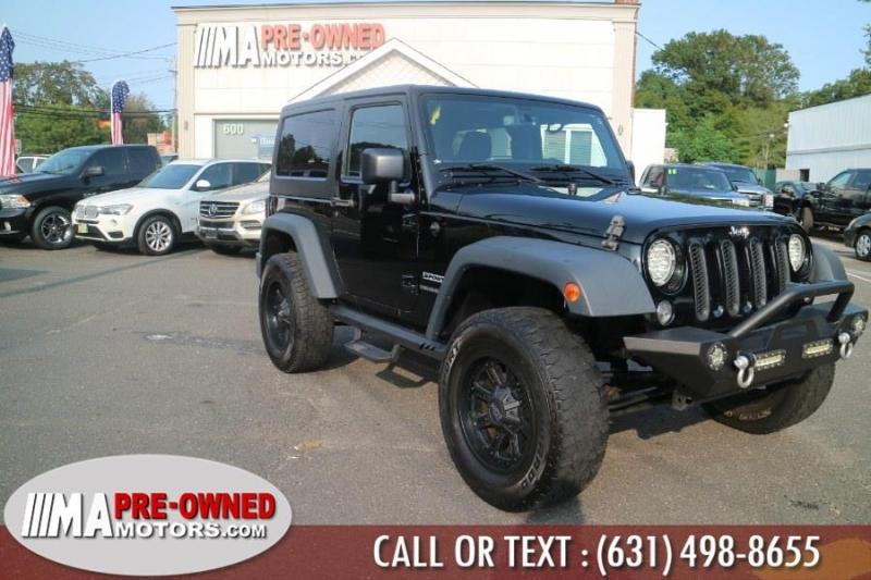 Jeep Wrangler 2015 price $19,995