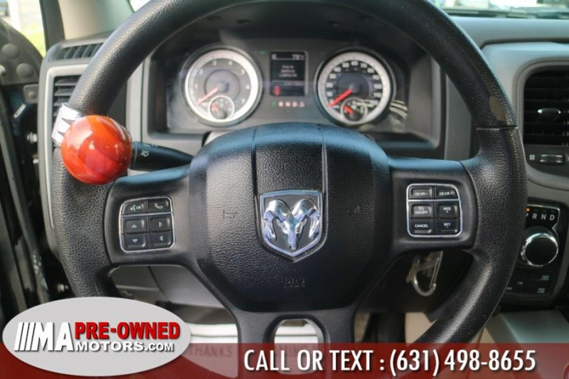 Ram 1500 crew cab 5.7 HEMI 2014 price $21,995