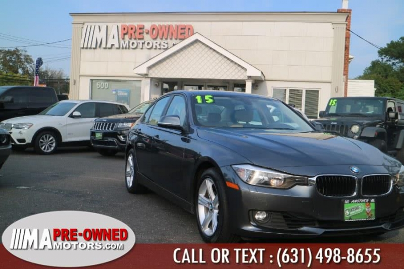 BMW 3 Series 2015 price $18,595