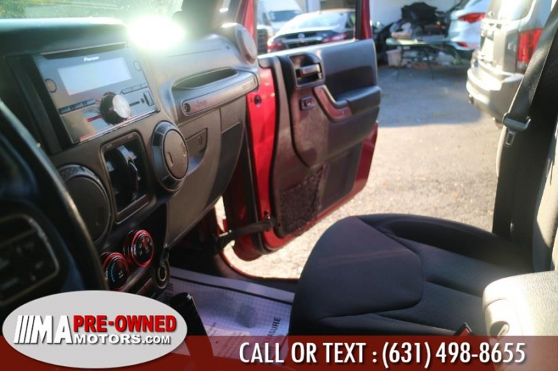 Jeep Wrangler Unlimited 2013 price $24,995
