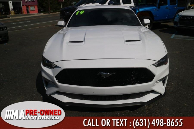 Ford Mustang 2019 price $42,995