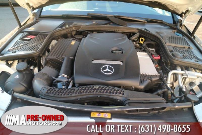 Mercedes-Benz C-Class 2015 price $19,995