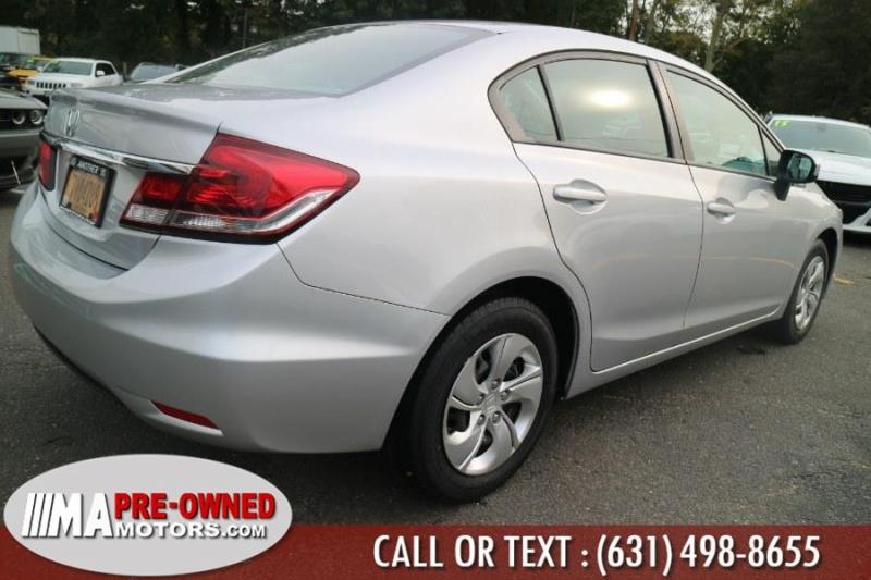 Honda Civic Sedan 2014 price $10,995
