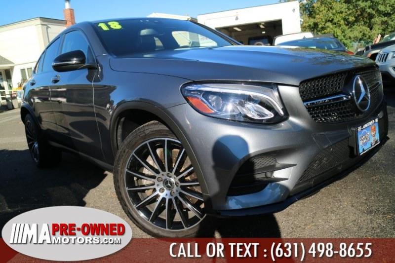 Mercedes-Benz GLC 2018 price $41,995
