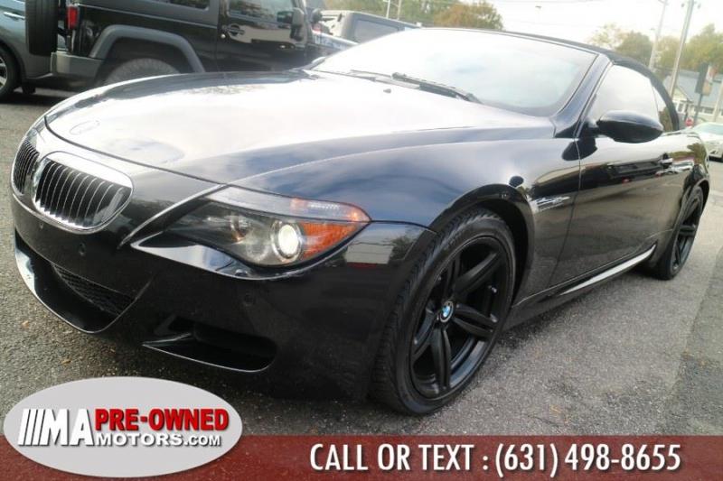 BMW M6 2007 price $23,885