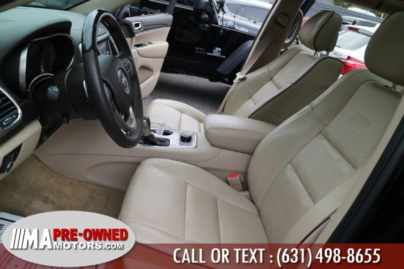 Jeep Grand Cherokee over lander 2017 price $27,995