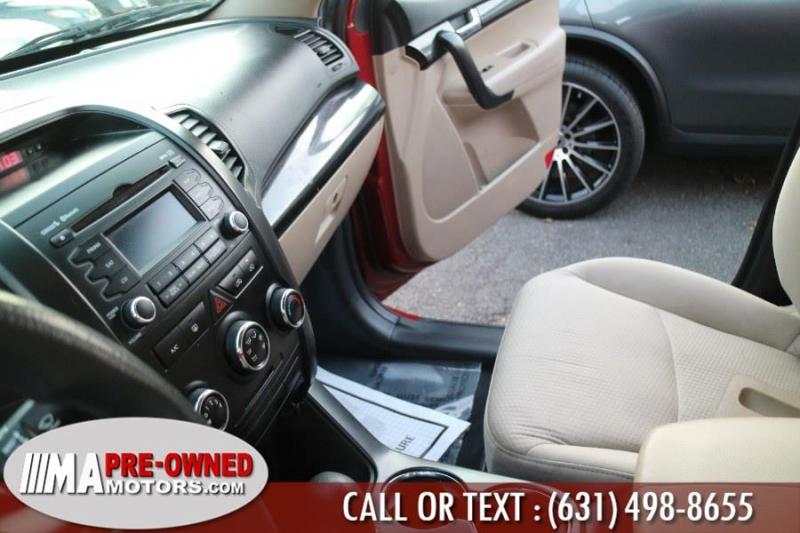 Kia Sorento 2011 price $6,495