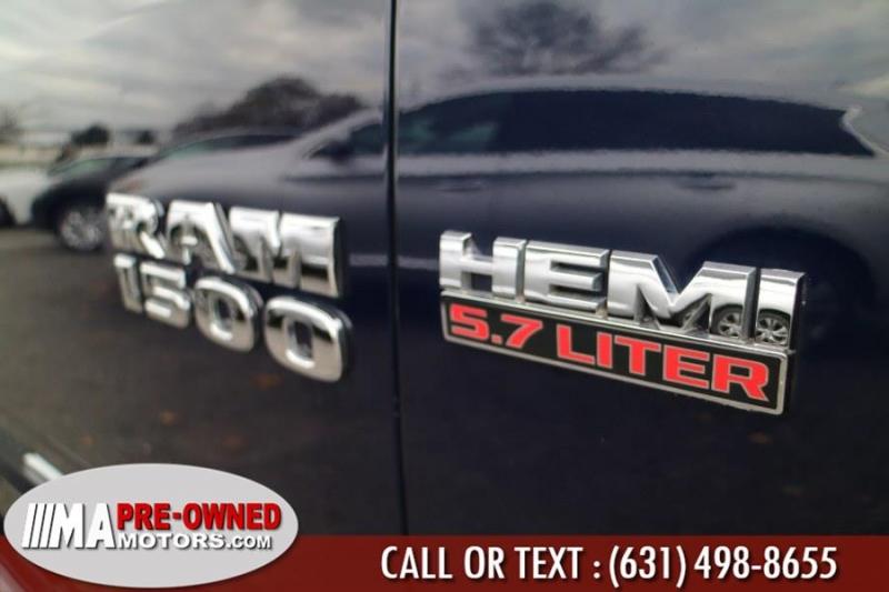 Ram 1500 CREW CAB 5.7 HEMI 2017 price $32,295