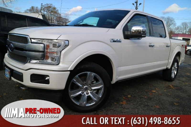 Ford F-150 2019 price $47,995