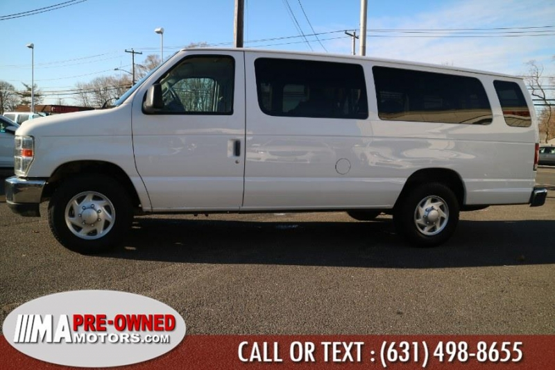 Ford Econoline Wagon passenger or cargo ENTENDED 2013 price $15,775