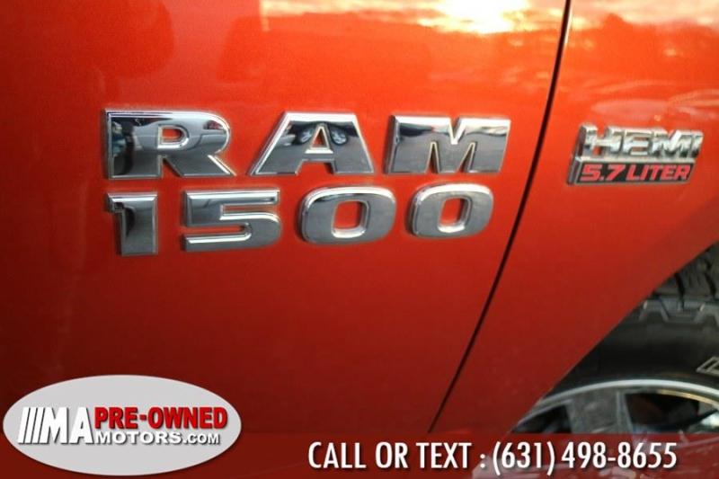 Ram 1500 CREW CAB 5.7 HEMI 2013 price $21,995