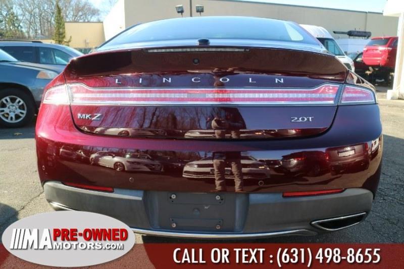 Lincoln MKZ 2017 price $18,495