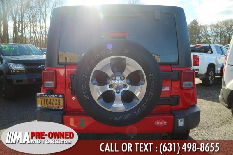 Jeep Wrangler Unlimited 2016 price $27,495