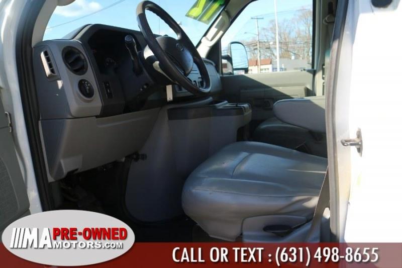 Ford Econoline Cargo Van 2012 price $14,995