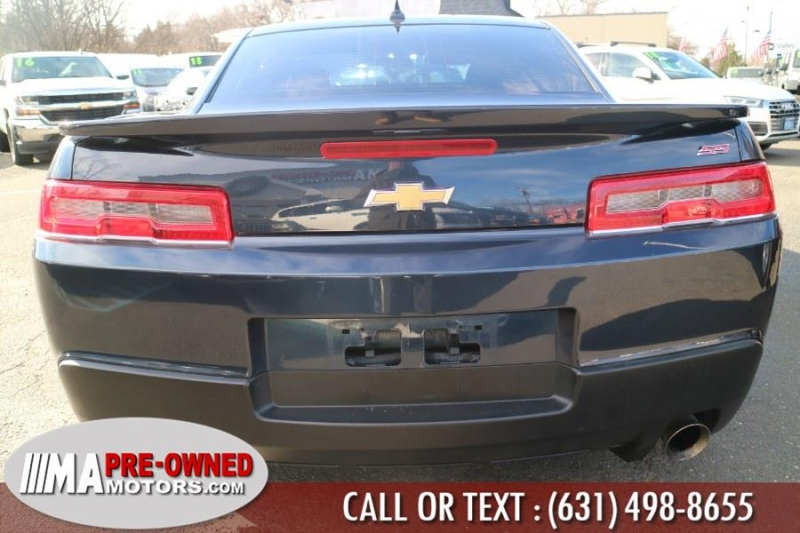 Chevrolet Camaro 2014 price $20,995