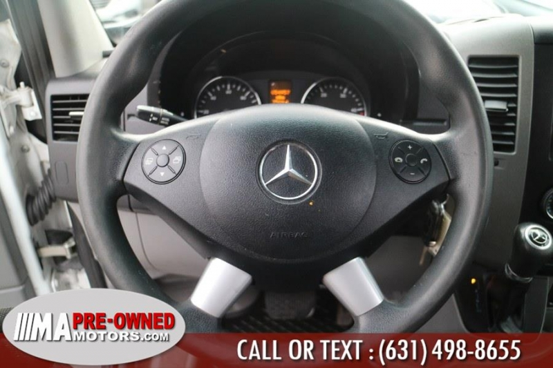 Mercedes-Benz Sprinter Passenger Vans or cargo or crew 2015 price $34,495