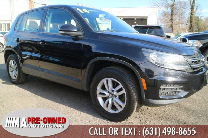 Volkswagen Tiguan 2014 price $10,495