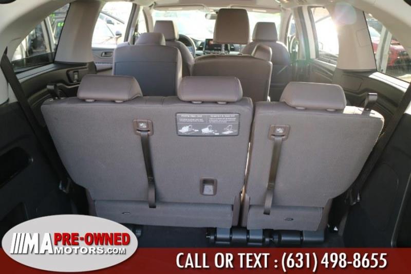 Honda Odyssey 2019 price $31,995