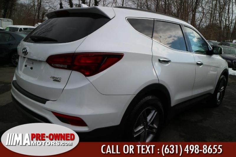 Hyundai Santa Fe Sport 2017 price $16,995