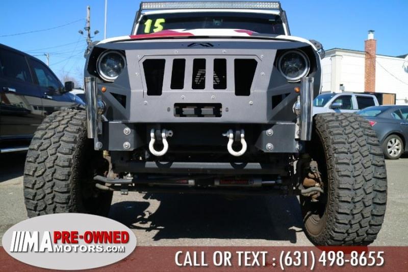 Jeep Wrangler Unlimited 2015 price $30,888