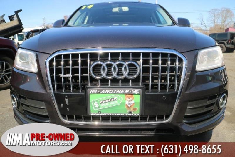 Audi Q5 2014 price $20,845