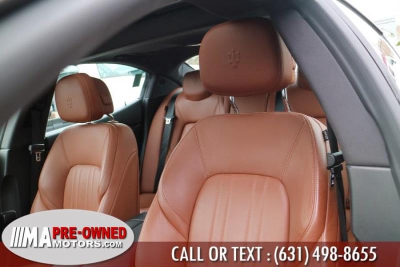 Maserati Ghibli 2017 price $36,995
