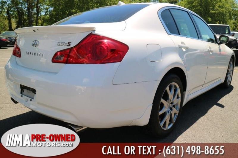 Infiniti G37S Sedan 2009 price $9,995