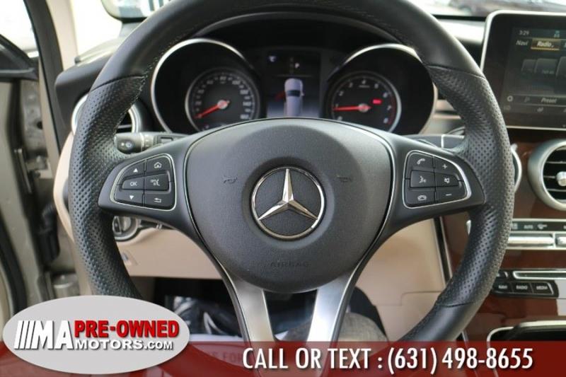 Mercedes-Benz GLC 2019 price $36,495