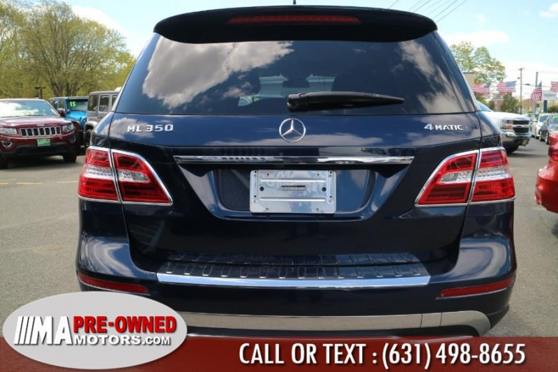 Mercedes-Benz M-Class 2014 price $23,995