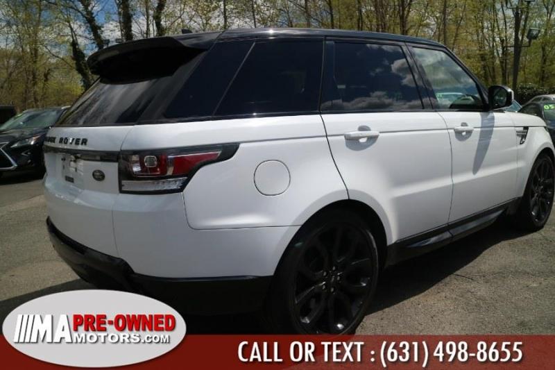 Land Rover Range Rover Sport 2016 price $41,495