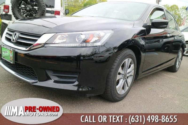 Honda Accord Sedan 2014 price $16,495
