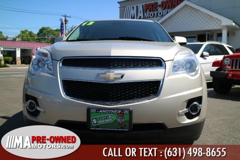 Chevrolet Equinox 2013 price $14,995