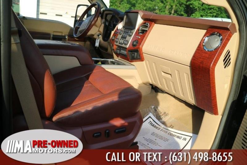 Ford Super Duty F-450 DRW diesel 2014 price $59,995